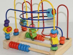 Motorické a didaktické hračky